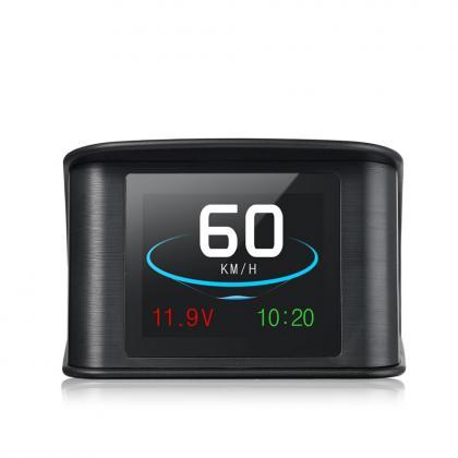 Ordinateur de bord voiture, Technologie GPS - Affichage données - Tests - Alertes