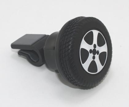 Support portable de voiture, Magnétique - Pivotable - Stable