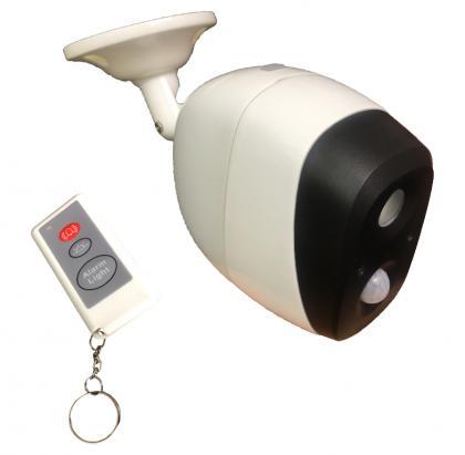 Alarme 2 en 1, Alarme 120 dB - Lumière - Télécommande