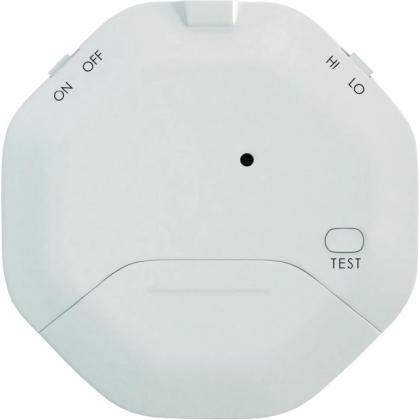 Alarme bris de glace, Puissance 95 dB - Ultra plate - 2 niveaux de sensibilité