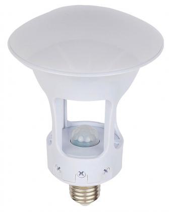 Ampoule détection de présence, Détection 360° - Technologie LED - Minuterie ajustable
