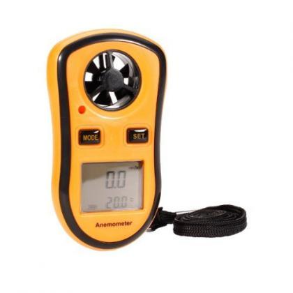 Anémomètre digital, et thermomètre