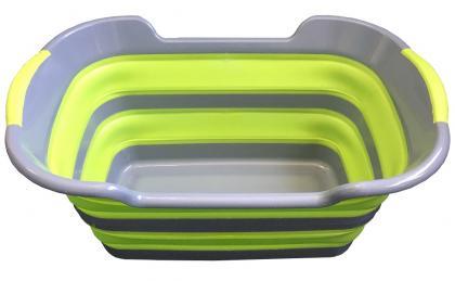 Maxi panier rétractable, Maxi volume (27 litres) - Nouvelle technologie