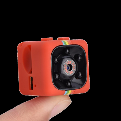 Mini Caméra Full HD, Détection de mouvement - Batterie rechargeable