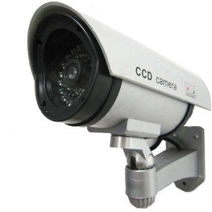 Caméra factice, Apparence réelle - Usage Intérieur / Extérieur