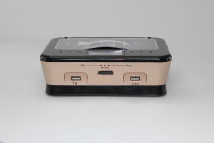 Chargeur de piles Platinium, Universel - 2 ports USB