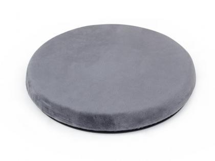 Coussin 360° mémoire de forme, Antidérapant - Déhoussable - 100 kg max