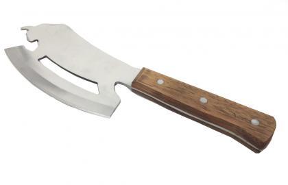 Couteau Taurus, Manche en bois de palissandre - Lame acier inoxydable
