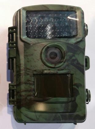 Caméra Vision Nocturne, Ecran de visionage - Détecteur de mouvement - Discret