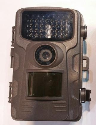 Caméra Vision Nocturne, Ecran de visionage - Détecteur mouvement - Discret