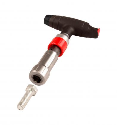 Clé de serrage Turbo, Boulons de 8 à 13 mm - Cliquets - Ergonomique