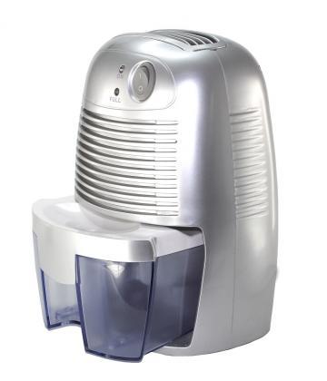 Déshumidificateur éléctrique, Compact - Silencieux - Capte jusqu'à 250ml/jour