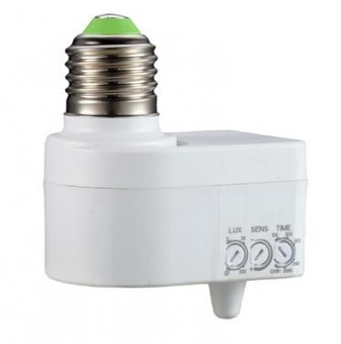 Douille Detect Mouvement, Automatique à 360° - Réglable - Technologie micro-ondes
