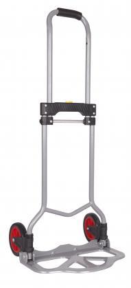 Diable Ultra Compact, Manche télescopique- Roues et plateforme rabattables
