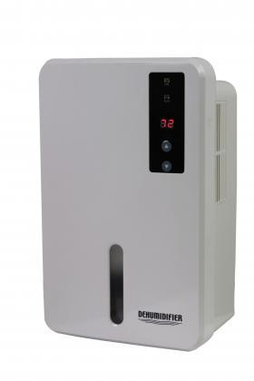 Déshumidificateur intelligent, Affichage & contrôle du taux d'humidité - 400ml/j