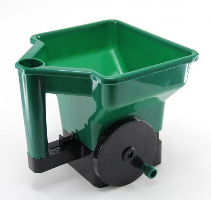 Epandeur à main, Capacité 3 litres - 3 tailles de grain - Sans Effort