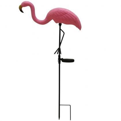Lampe décorative Flamingo, Solaire