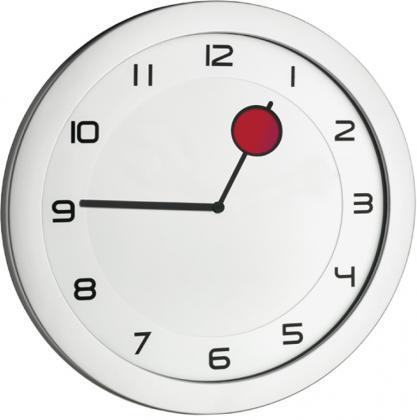 Horloge Chromatique, Réglage facile - Extra plate - Changement de couleur