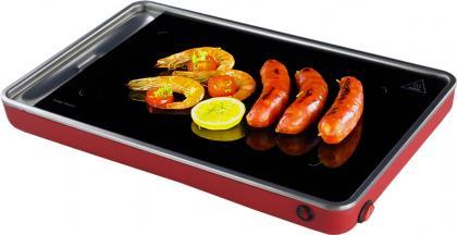 Plaque de cuisson easy cook, 275°c et 375°c - Plaque Vitrocéramique dépolie
