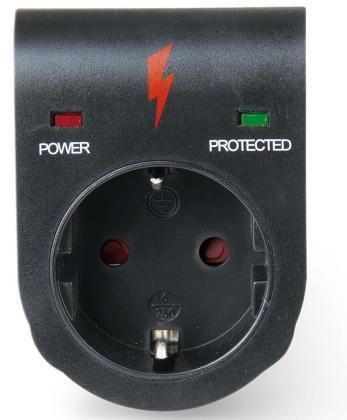 Parasurtenseur Thunder, Maximum 3 500W - Compacte
