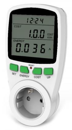 Prise économies d'énergie, Tous types d'appareils - Contrôle permanent - Alerte