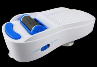 Polisseur Confort Plus, Fonctionne sur piles - 2 rouleaux inclus - Utilisation facile