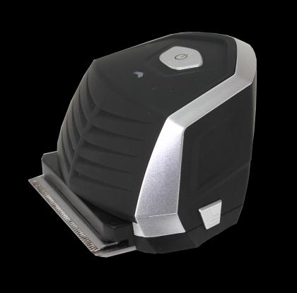 Tondeuse à cheveux compacte, Rechargeable - 9 sabots - Ergonomique