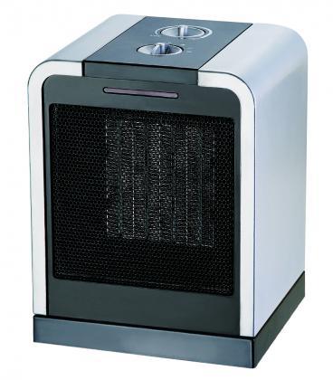 Radiateur soufflant céramique, Oscillant - 750 W / 1500 W