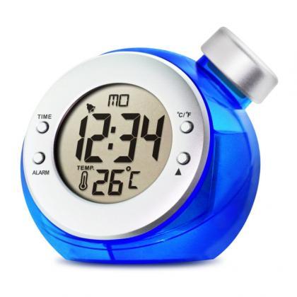 Réveil Hydraulique, Système Hydraulique - Alarme - Ecran LCD