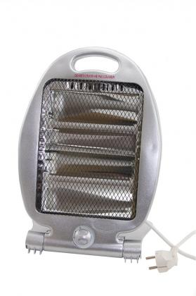 Radiateur quartz, 400 / 800 W - Technologie infrarouge