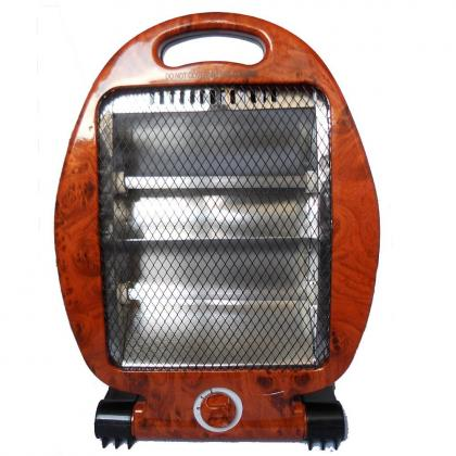 Radiateur Quartz infrarouge, loupe d'orme