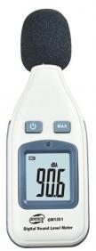 Sonomètre, mesure des décibels de 30 à 130 dBA