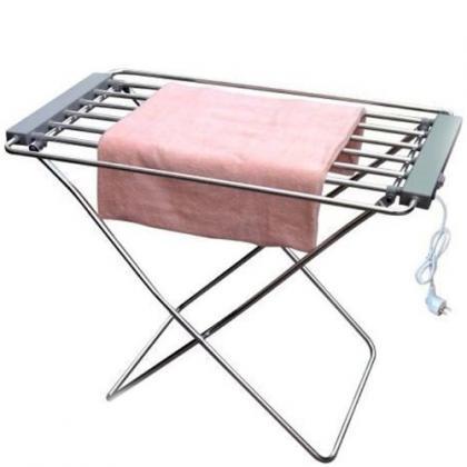 Sèche serviettes, étendoir électrique 100W