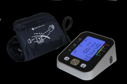Tensiomètre Blue pressure, Confort de lecture - 2 utilisateurs - Silencieux