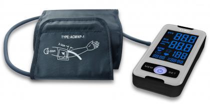 Tensiomètre Smart Care, Grands chiffres - Ecran LCD