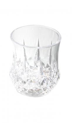 Set de 4 verres lumineux à LED, Technologie Aqua Contact - 5 LED