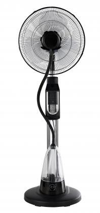 Ventilateur maxi breeze, Fonction brumisateur - Ventilateur oscillant - Télécommande